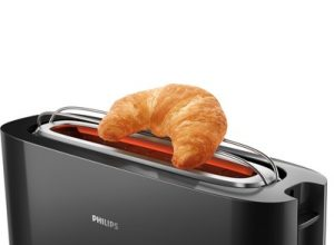 Ekmek Kızartma Makinesi ile Kahvaltı Sofraları