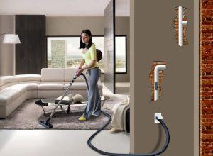 Elektrik Süpürgesi ile daha temiz evler