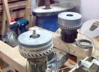 Elektrikli Süpürge Motoru İle Ne Yapılır?
