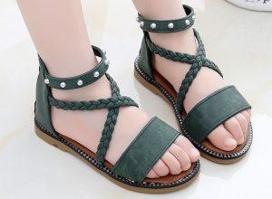 Beğenilen Sandalet Modelleri